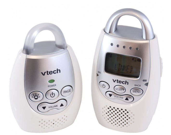 VTech DM221 Safe & Sound Digital Audio Baby Monitor Review: Multi-functional Beauty